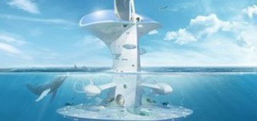 SeaOrbiter: вертикальный корабль