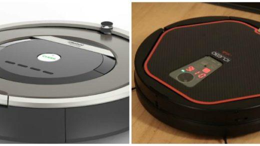 Пылесос робот: какой лучше irobot или iclebo