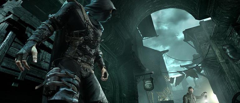 игра Thief 2014