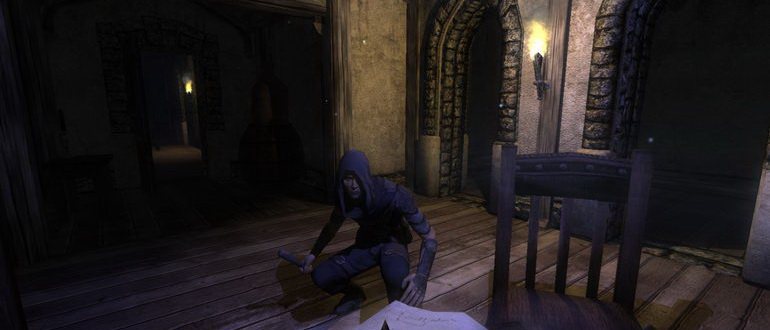 игра Thief: Deadly Shadows