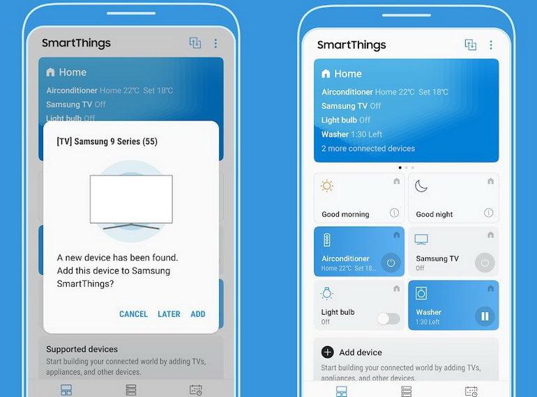 smart things что за приложение