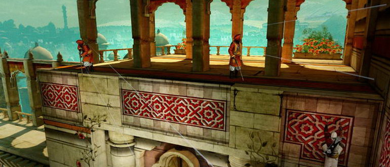 игра Assassin's Creed Chronicles: India