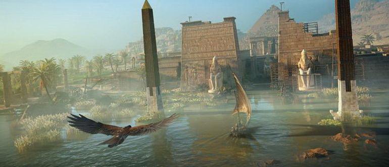 Assassin's Creed Origins / Истоки