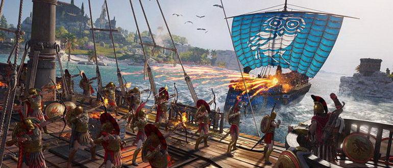 Assassin's Creed Odyssey / Одиссея