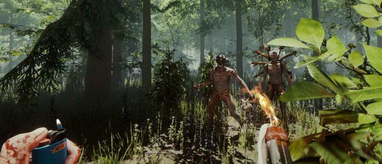 игры про выживание в лесу на пк