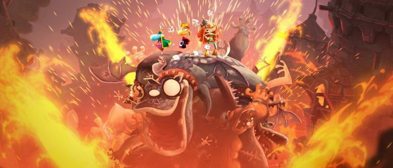 Rayman Origins/Legends