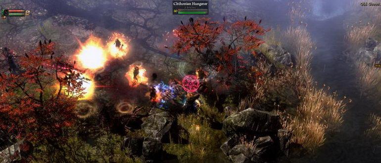 скрин из игры Grim Dawn