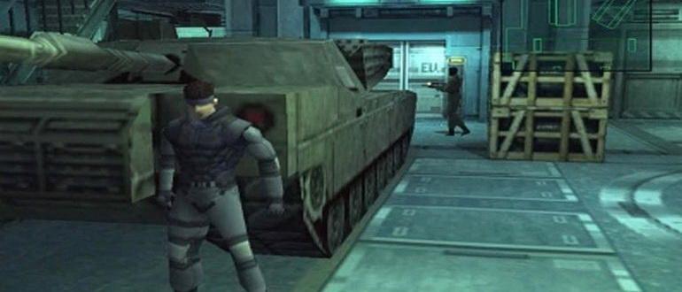Игры серии Metal Gear