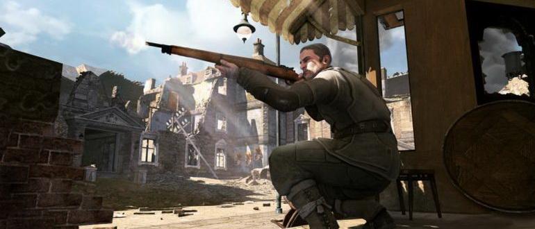 Игры серии Sniper Elite