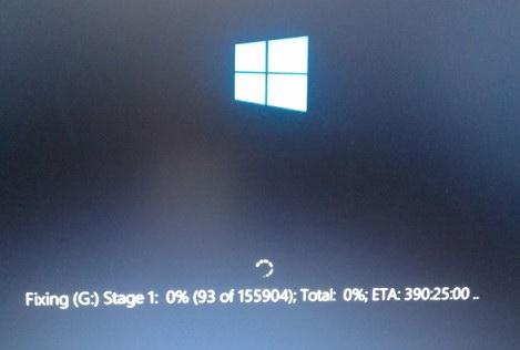 fixing c stage 1 windows 10 что это